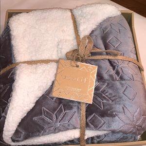 Macy's blanket!